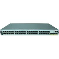 S5720-52P-PWR-LI-AC - Switch manageable niveau 3 simplifié, 48 ports 10/100/1000Base-TX PoE+ & 4 emplacements SFP