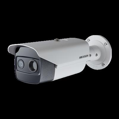 Caméra bullet thermique Hikvision