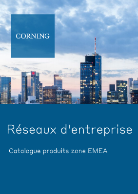Catalogue Corning EMEA