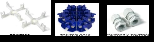 Accessoires pour tiroirs optiques