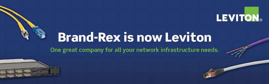 Brand Rex devient Leviton