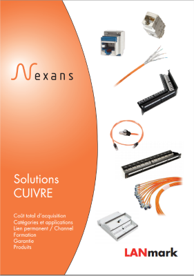 catalogue Nexans solutions cuivre