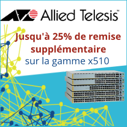 Promotion Allied Telesis
