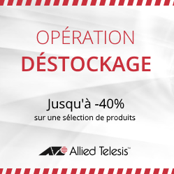 Déstockage Allied-Telesis