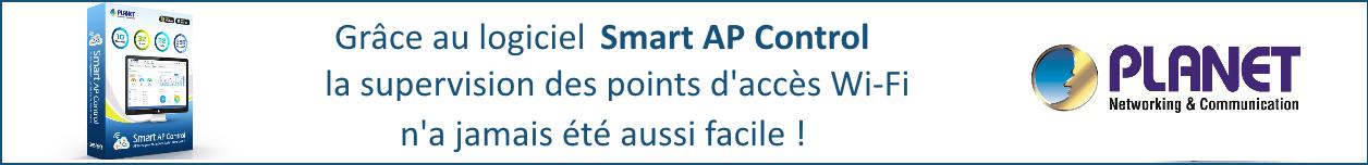 banniere Smart AP Control de Planet