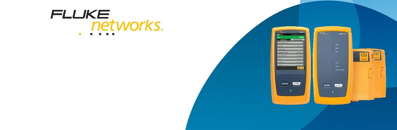 DSX-8000 de Fluke Networks